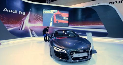 En pahalı otomobiller görücüye çıktı